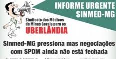 Uberlândia e negociações com SPDM