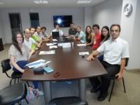 Sindicato promove encontro com entidades estudantis