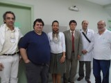 MP  visita Hospital Municipal de Contagem a convite do sindicato