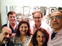 Sinmed-MG e Sociedade de Radiologia e Diagnóstico por Imagem de Minas Gerais (SRMG) se reúnem para discutir ideias de melhorias  e apoio à classe