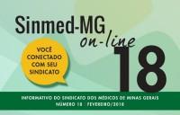 SINMED ON-LINE - 18ª EDIÇÃO - FEVEREIRO 2018