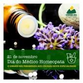 21 de novembro: dia do médico homeopata