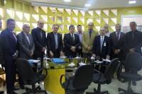 Presidente do Sinmed-MG participa de reunião com outras entidades e parlamentares para discutir a situação do sistema de saúde