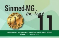 SINMED ON-LINE - 11ª EDIÇÃO - JULHO 2017