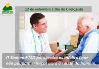 12 de setembro - Dia do Urologista