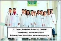 2° Curso Médico Jovem - em Conselheiro Lafaiete