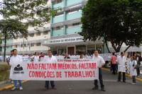 08 de agosto: FENAM e entidades médicas fazem ato público hoje no Congresso contra o programa Mais Médicos