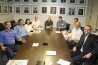 Diretores participam de reunião da Comissão Estadual de Honorários Médicos e Grupo Unidas