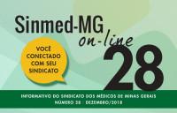 SINMED ON-LINE - 28ª EDIÇÃO - DEZEMBRO 2018