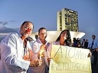 Médicos entregam aos parlamentares contrarrazões aos vetos à Lei do Ato Médico e à MP 621