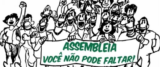 Médicos de Ribeirão das Neves, participem da Assembleia