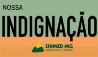 Sinmed-MG repudia novo anúncio de escalonamento do governo do estado para os meses de abril, maio e junho