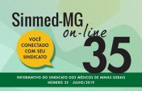 SINMED On-Line - 35ª edição - Julho 2019