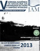 Vem aí a V Jornada Acadêmica de Medicina da Universidade de Itaúna