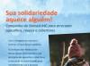 Sua solidariedade sempre aquece alguém! Campanha MAIO do Sinmed-MG para arrecadar agasalhos, roupas e cobertores