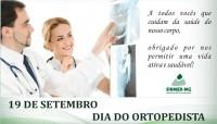 19 de Setembro: Dia do Ortopedista