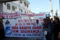 UPA Nordeste: ato por mais segurança tem ampla cobertura da mídia