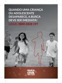 Sinmed-MG apóia evento em atenção ao Dia Internacional da Criança Desaparecida