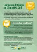 Campanha de filiação ao Sinmed-MG 2018: faça parte desta família e usufrua dos benefícios oferecidos pelo novo portfolio de serviços