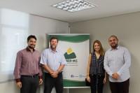 Primeira reunião da nova diretoria da SAMMG com o Sinmed-MG