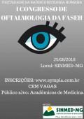 I Congresso Acadêmico de Oftalmologia de Minas Gerais