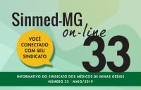 Sinmed On-Line - 33ª edição - maio 2019