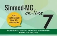 SINMED ON-LINE - 7ª EDIÇÃO - MARÇO 2017
