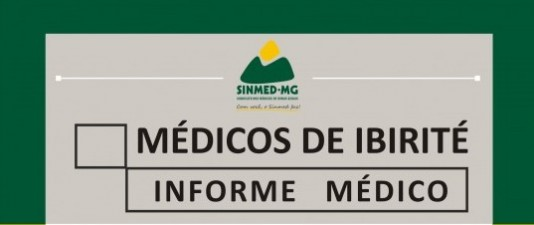 Médicos de Ibirité participam de AGE, em 7 de março, para discutir problemas que afetam diretamente o trabalho dos especialistas