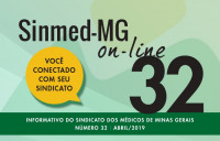 Sinmed On-Line -  32ª edição - Abril 2019