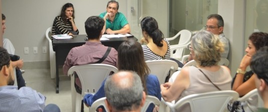 Médicos dos Centros de Especialidades Médicas da PBH  participam de reunião no Sinmed-MG