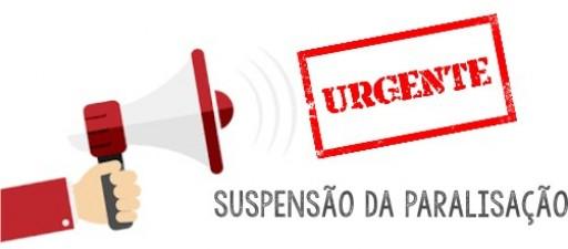 Suspensão da paralisação dos médicos do CCE Iria Diniz e Ressaca