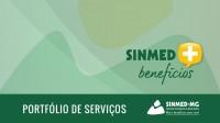 Você já conhece o novo Portfólio de Serviços do Sinmed-MG?  Saiba aqui quais são os benefícios que ele traz para você!