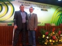 Cristiano da Matta Machado toma posse como representante da FENAM no CNS