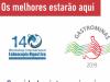 Gastrominas 2019 e 14º Workshop Internacional de Endoscopia Digestiva