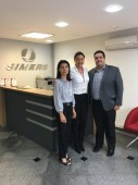 Sinmed-MG visita sede do Simers