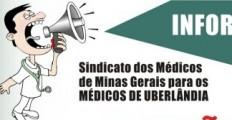 Nova assembleia dos médicos de Uberlândia para definir rumos do movimento