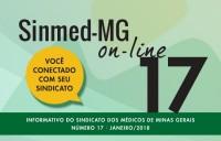 SINMED ON-LINE - 17ª EDIÇÃO - JANEIRO 2018