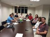 Reunião no Sinmed-MG - PLs dos médicos da PBH