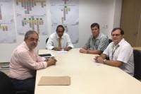 Diretoria do Sinmed-MG reúne-se com o prefeito eleito de Belo Horizonte, Alexandre Kalil, e apresenta pauta de principais reivindicações da categoria