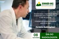 Parabéns pelo dia do radiologista!