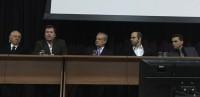 Presidente do Sinmed-MG participa da abertura do IX Congresso Mineiro de Clínica Médica