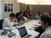 Presid. Sinmed-MG, Amélia Pessôa, participa de reunião com a Fenam para avaliar implicações dos vetos ao Ato Médico