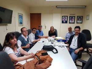 Hemominas: Reunião com gestores discute pauta de reivindicações dos médicos e termina sem avanços