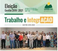 Informativo especial: Eleição no Sinmed-MG- Gestão 2019/2021