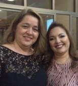 Diretora Administrativa participa de evento em comemoração aos 25 anos do  Núcleo de Oftalmologia Especializada