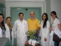 Sinmed-MG não esqueceu dos médicos na noite de Natal