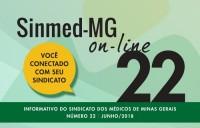 SINMED ON-LINE - 22ª EDIÇÃO - JUNHO 2018