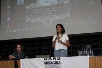 Sindicato participa da Recepção aos  Calouros de Medicina da UFMG