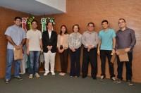 Sinmed-MG participa de mais um evento do CRMMG para entrega da carteira profissional aos formandos