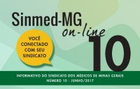 SINMED ON-LINE - 10ª EDIÇÃO - JUNHO 2017